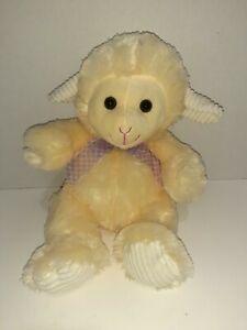 Inter American Sheep Lamb Baby Easter Spring Plush Stuffed Animal Toy White...