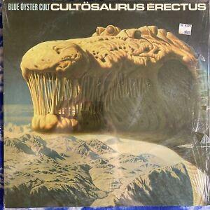 Blue Oyster Cult – Cultosaurus Erectus : 1980 Vinyl LP JC 36550 EX Condition