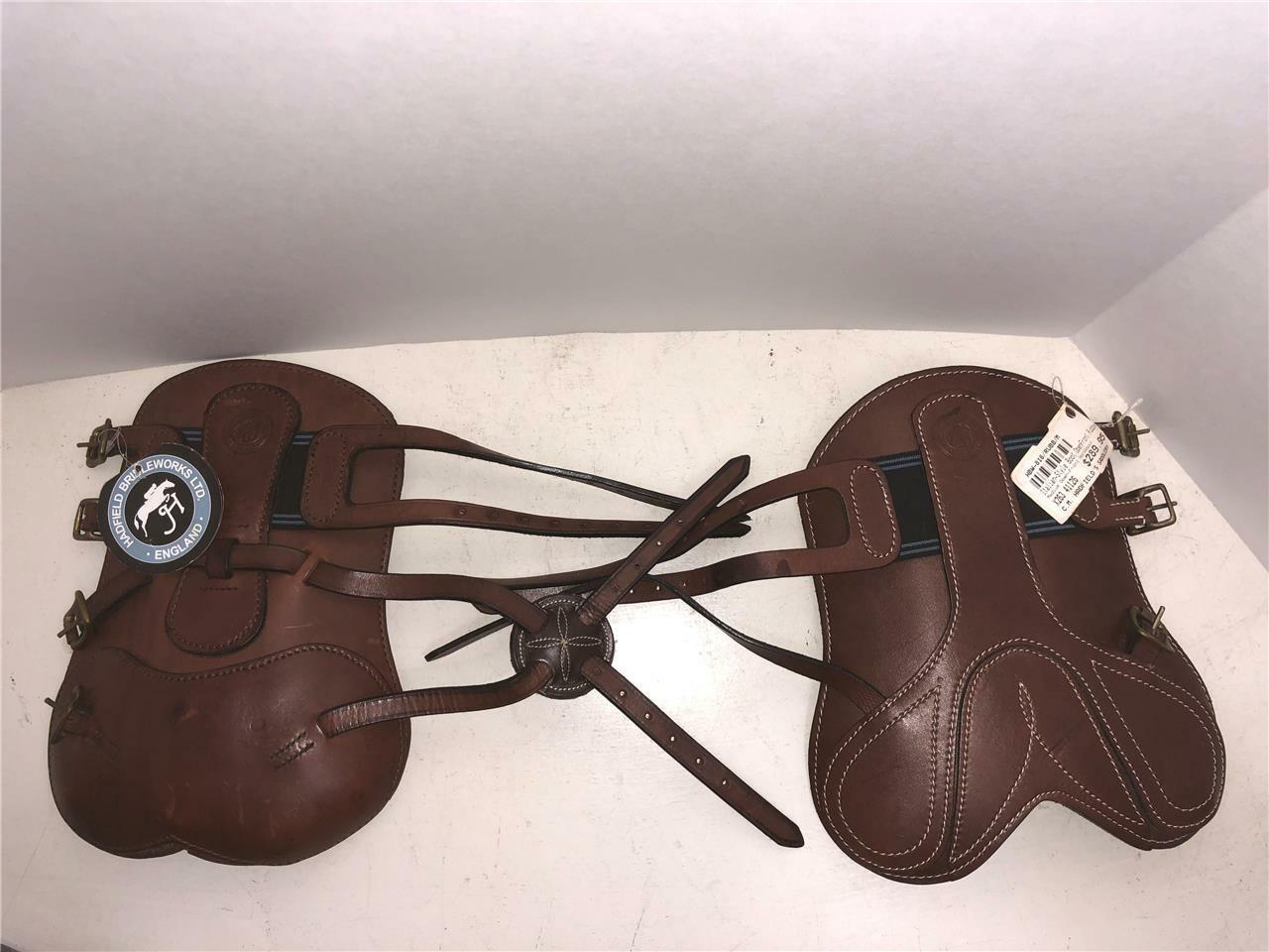 Hadfield's Saddlery  Open Front Boot Horse Equestrian NWT  fast delivery and free shipping on all orders