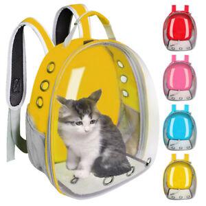 Portador de Viaje Mochila Cápsula Bolsa de Transporte para Gato Perro pequeño