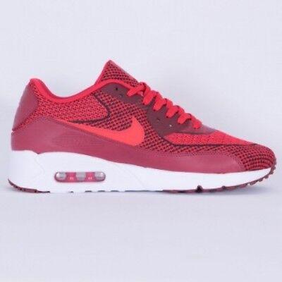 Mens Nike Air Max 90 Ultra 2.0 JCRD BR 898008 600 RedWhite Sizes: UK 7.5_9 | eBay