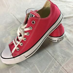 Converse-All-Star-Chuck-Taylor-All-Star-Mens-Size-8-Women-039-s-Size-10-Pink-NEW