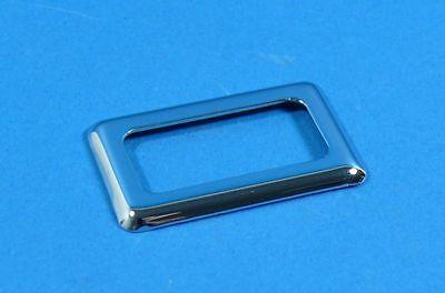 Rahmen Schalter Fensterheber chrom BMW E30 E21 E28 NEUWARE