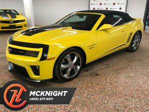2014 Chevrolet Camaro ZL1/Bluetooth/Navi/Back Up Cam/Very Low Mileage!!