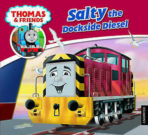 Salty-Thomas-Story-Library-by-VARIOUS-Acceptable-Used-Book-Paperback-FREE-amp