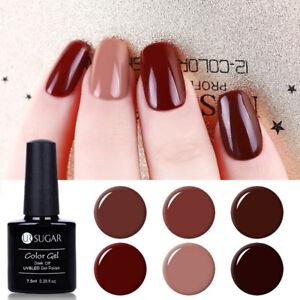 7-5ml-UV-Gel-Nail-Polish-Caramel-Color-Series-Soak-Off-Varnish-UR-SUGAR