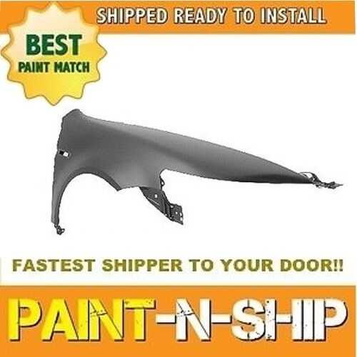 NEW 2004 2005 2006 2007 2008 Acura TL Right Fender Painted