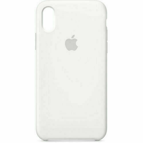 Apple iPhone X Silicone Case - White for sale online | eBay