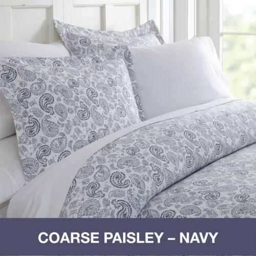 Premium 3 Piece Pattern Duvet Cover Set Hotel Luxury