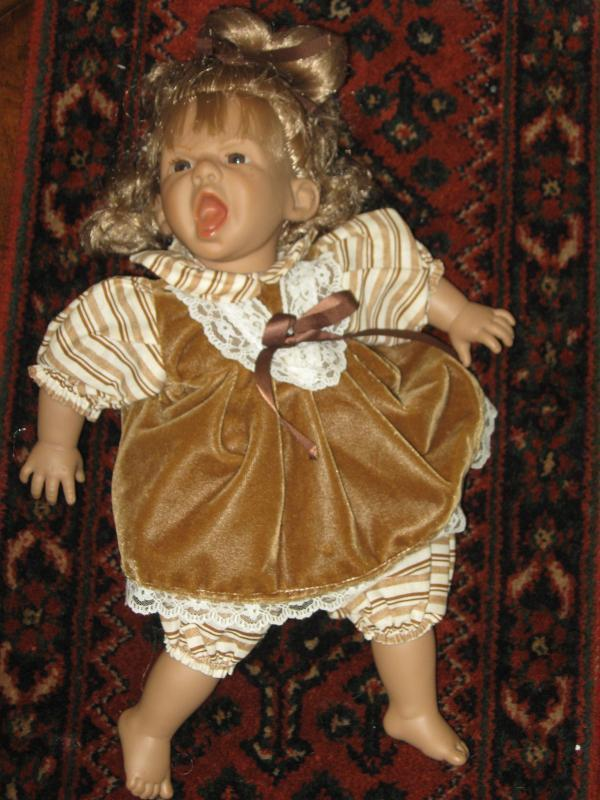 Vintage Spain Panre Character Sitting Doll Baby Maria Maria Maria Rare Hard to Find eab3bd