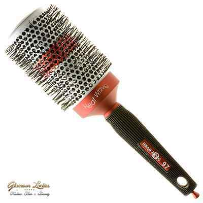 Head Jog 97 Radial Hair Brush, Heat Wave 97, Heat Retaining professional