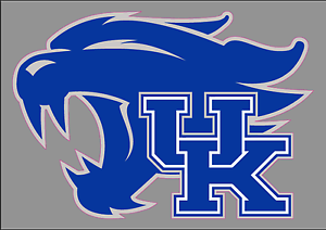 University Of Kentucky UK Wildcats Premium Vinyl Decal Bumper - Vinyl decals for cars uk