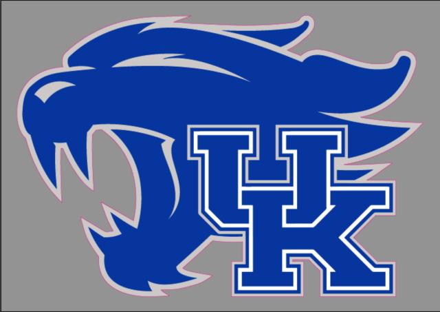 NCAA KENTUCKY WILDCATS EMBLEM STICKER DECAL FOR CARS UNIVERSITY OF KENTUCKY