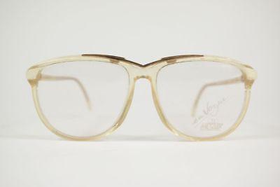 Attento Metzler Vintage 0629 277 54 [] 14 135 Bianco Ovale Occhiali Montatura Nos-mostra Il Titolo Originale