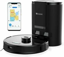 Proscenic M8 Pro Robot Vacuum Cleaner And Scrubber With Automatic Emptying