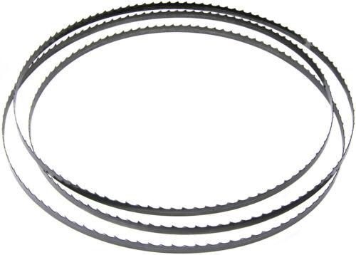 "6 TPI 0.025/"" Thick A/&H Abrasives 3//8/"" x 113/"" Hook Flex Bandsaw Blade"