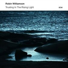 ROBIN WILLIAMSON - TRUSTING IN THE RISING LIGHT  CD NEU