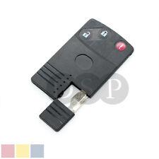 Smart Card Remote Key Shell fit for MAZDA 5 6 CX-7 CX-9 RX8 Miata Replace 3 BTN