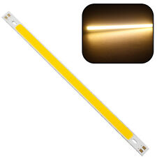 High Power 10W 1000LM COB LED Strip Light Lamps Warm White 20*1CM 12V
