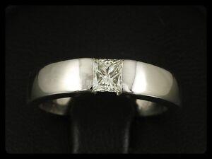Vorsteck-Diamant-Solitaer-Ring-ca-0-40ct-750-Weissgold