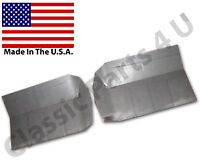 1962 1963 1964 1965 Ford Fairlane Front Toe Boards Pair Free Shipping