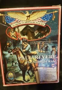 An-American-Adventure-play-set-Paul-Revere-the-midnight-ride