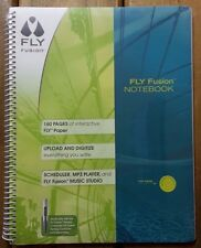 Fly Fusion Notebook Spiral Bound Paper, Sealed, by Leapfrog