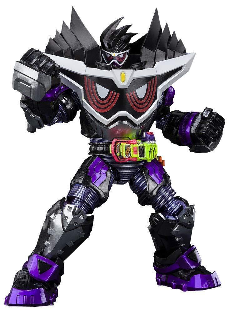 varios tamaños S.H. S.H. S.H. Figuarts Kamen Rider genm Dios maximumJuegor con seguimiento de nivel 1000000000 Nuevo  100% a estrenar con calidad original.