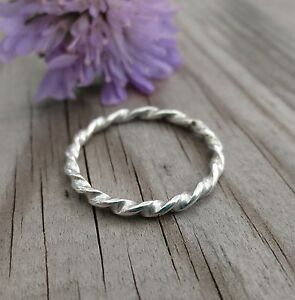 Handmade-Sterling-Silver-1-5mm-Flat-Twist-stacking-ring
