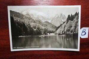 Carte Postale Beyern Riessersee-afficher Le Titre D'origine Belle Apparence