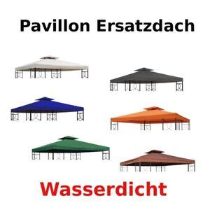 Ersatzdach-PVC-Beschichtung-Pavillondach-Wasserfest-Wasserdicht-Pavillon-ca-3x3m