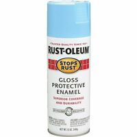 (2 Pack) Rustoleum Stops Rust - Anti Rust Spray Paint - Various Colors Available