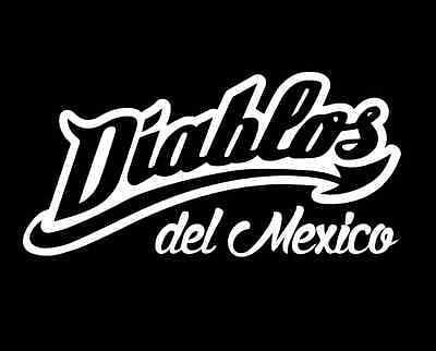 Charros De Jalisco LMB Beisbol Mexicano Mexican Baseball Paisa Decal Vinyl Todos