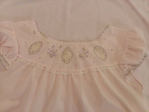 Vintage Schrank Womens Small Light Pink Ankle Leng