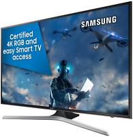Samsung 43 Series 6 Mu6100 4k Ultra Hd Led Lcd Smart Tv Ua43mu6100wxxy