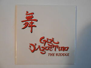 GIZI-D-039-AGOSTINO-THE-RIDDLE-REMIXES-CD-SINGLE-NEUF-PORT-GRATUIT