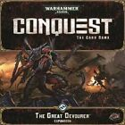 Warhammer 40k Conquest Lcg: The Great Devourer Deluxe Expansion by Fantasy Flight Games (Undefined, 2015)