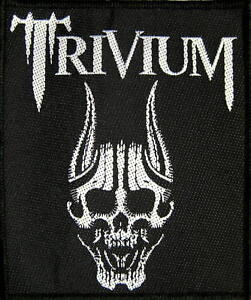 TRIVIUM-PATCH-AUFNAHER-4-SILENCE-IS-THE-SNOW-10x8cm-FLICKEN-ABZEICHEN