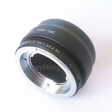 Voigtlander Retina DKL Lens to Sony NEX NEX3 NEX5 NEX7 NEX6 A6000 A7 A7R Adapter