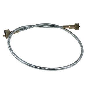 Steel John Deere 6600 4520 4020 3020 4320 4010 4000 3010 Tachometer Cable