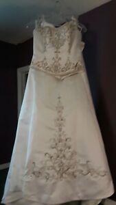 Christina-Wu-Two-Piece-Wedding-Dress-Includes-Bride-T-Shirt
