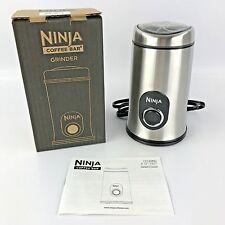 Ninja Coffee Bar Stainless Steel Bean Grinder