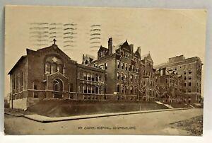 Vintage-Postcard-Mt-Carmel-Hospital-Columbus-Ohio-c-1907-1915