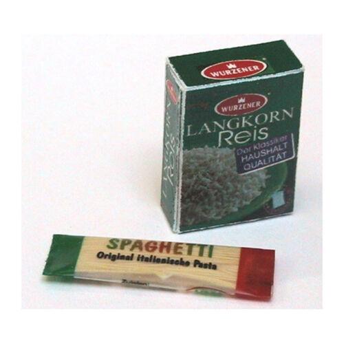 Amor a mano 46053 miniatura spaghetti /& arroz para casa de muñecas 0130 nuevo #