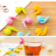 Silicone-Tea-Bags-Infuser-Diffuser-Loose-Leaf-Strainer-Herbal-Spice-Filter-Diver thumbnail 2