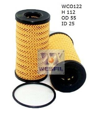 Wesfil Air Filter fits Nissan X-Trail 2.0L dCi 2008-on WA5146 A1619