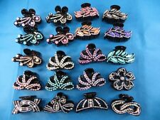 10 pcs wholesale accessories acrylic hair claw clips*Ship From US/Canada*
