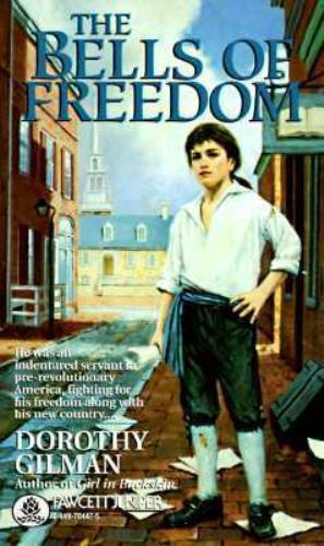 Bells of Freedom, Gilman, Dorothy, Good Condition, Book