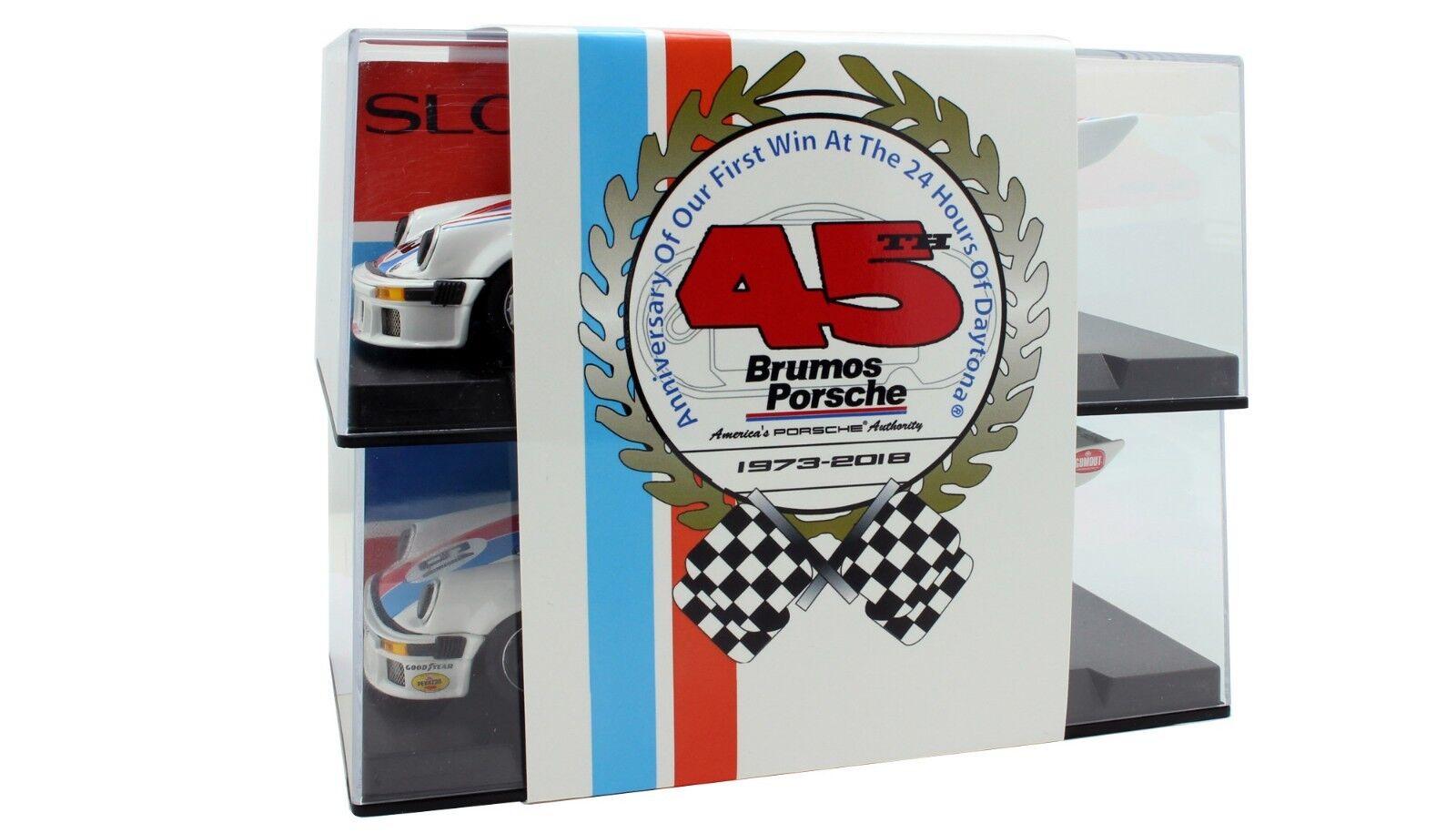 SMassewings Team Verpackung 2x Porsche 934 5- Team Brumos Racing