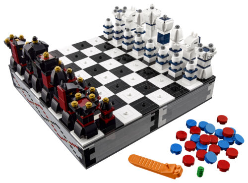 Schachspiel 2017 NEU OVP/_ Iconic Chess Set NEW MISB NRFB LEGO® 40174  Iconic